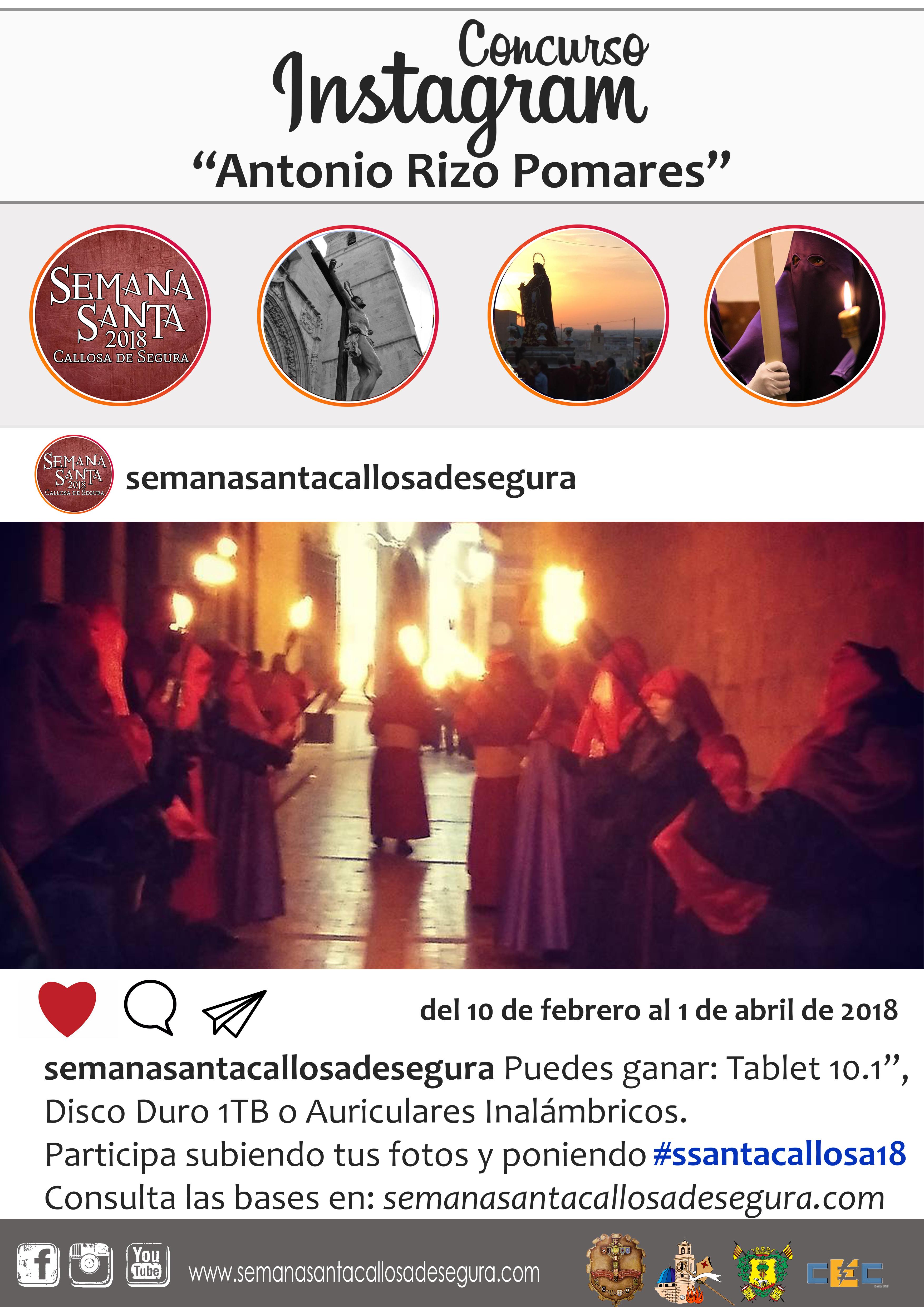 Semana santa callosa de segura junta central de semana santa for Ciudad redonda calendario