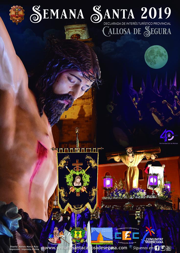 Cartel Y Video Promocional Semana Santa Callosa De Segura